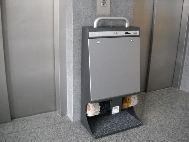 Classic - 🥇PUCYBUT urządzenia maszyny automaty do czyszczenia obuwia butów podeszw