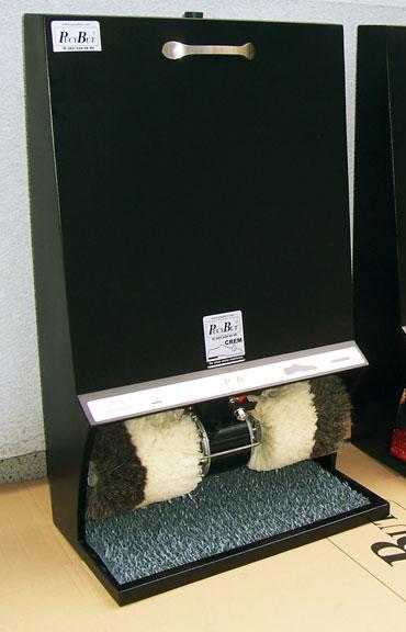 Polerfix - 🥇PUCYBUT urządzenia maszyny automaty do czyszczenia obuwia butów podeszw